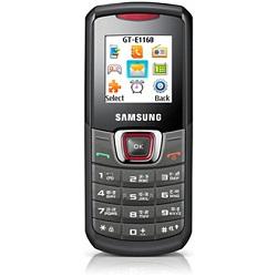 Déverrouiller par code votre mobile Samsung E1160 Guru