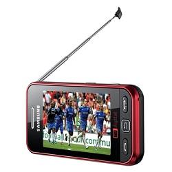 Déverrouiller par code votre mobile Samsung I6220 Star TV