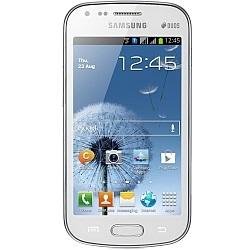 Déverrouiller par code votre mobile Samsung Galaxy S Duos S756
