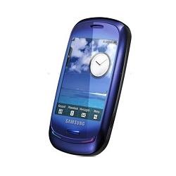 Déverrouiller par code votre mobile Samsung Blue Earth