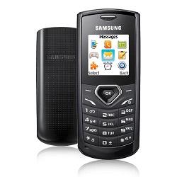 Déverrouiller par code votre mobile Samsung E1170
