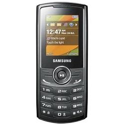 Déverrouiller par code votre mobile Samsung E2230