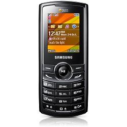 Déverrouiller par code votre mobile Samsung E2232