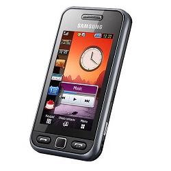 Déverrouiller par code votre mobile Samsung S5230 La Fleur