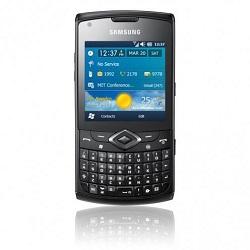 Déverrouiller par code votre mobile Samsung Omnia PRO