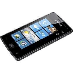 Déverrouiller par code votre mobile Samsung Omnia W I8350