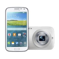 Déverrouiller par code votre mobile Samsung Galaxy K zoom