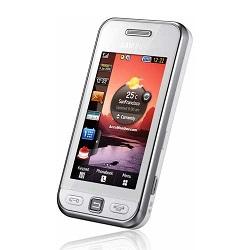 Déverrouiller par code votre mobile Samsung S5233T