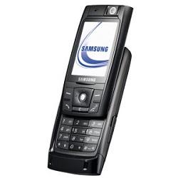 Déverrouiller par code votre mobile Samsung D820