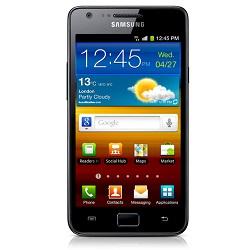 Déverrouiller par code votre mobile Samsung Galaxy S II