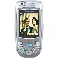 Déverrouiller par code votre mobile Samsung E810C