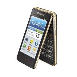 Déverrouiller par code votre mobile Samsung I9230 Galaxy Golde