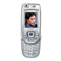 Déverrouiller par code votre mobile Samsung E818