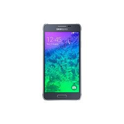 Déverrouiller par code votre mobile Samsung Galaxy Alpha