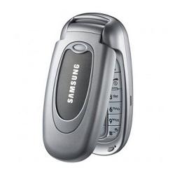 Déverrouiller par code votre mobile Samsung X481