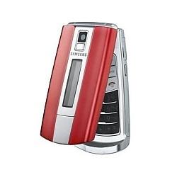 Déverrouiller par code votre mobile Samsung E490