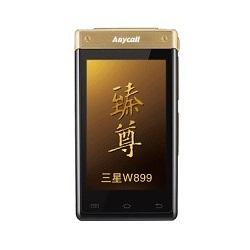 Déverrouiller par code votre mobile Samsung W899