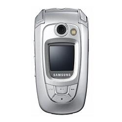 Déverrouiller par code votre mobile Samsung X808