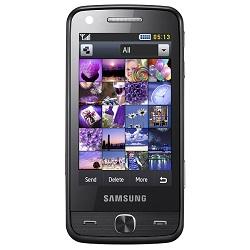 Déverrouiller par code votre mobile Samsung M8910 Pixon12