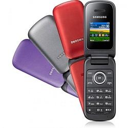 Déverrouiller par code votre mobile Samsung E1195