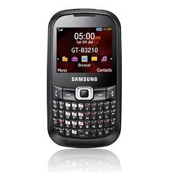 Déverrouiller par code votre mobile Samsung B3210