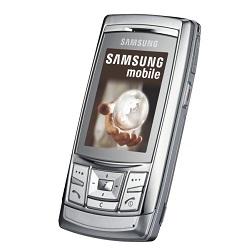 Déverrouiller par code votre mobile Samsung D840