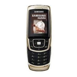 Déverrouiller par code votre mobile Samsung E830