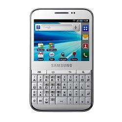 Déverrouiller par code votre mobile Samsung Galaxy Pro