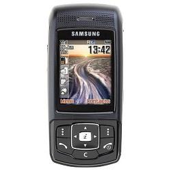 Déverrouiller par code votre mobile Samsung P200