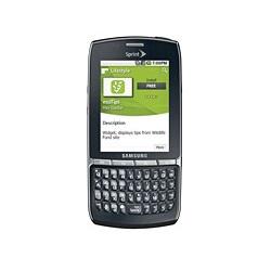 Déverrouiller par code votre mobile Samsung M580 Replenish