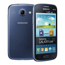 Déverrouiller par code votre mobile Samsung Galaxy Core I8260