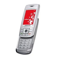 Déverrouiller par code votre mobile Samsung E250V