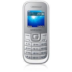 Déverrouiller par code votre mobile Samsung E1205