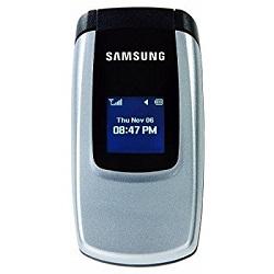 Déverrouiller par code votre mobile Samsung SGH T201G