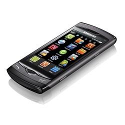 Déverrouiller par code votre mobile Samsung Wave