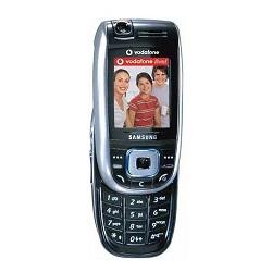 Déverrouiller par code votre mobile Samsung E860V