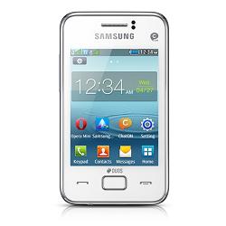 Déverrouiller par code votre mobile Samsung Rex 80 S5222R