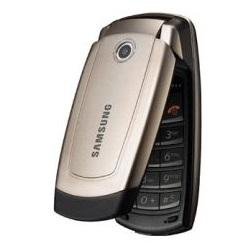 Déverrouiller par code votre mobile Samsung X510