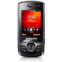 Déverrouiller par code votre mobile Samsung S5550 Shark 2