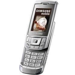 Déverrouiller par code votre mobile Samsung D900I