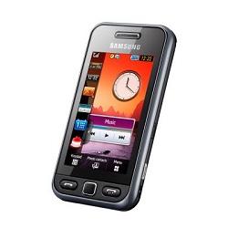 Déverrouiller par code votre mobile Samsung Tocco Lite