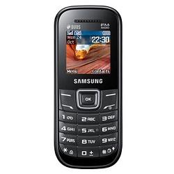 Déverrouiller par code votre mobile Samsung E1207T
