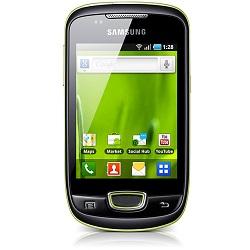Déverrouiller par code votre mobile Samsung S5570 Galaxy Mini