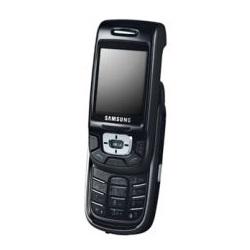 Déverrouiller par code votre mobile Samsung D508