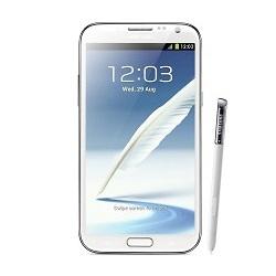 Déverrouiller par code votre mobile Samsung Galaxy Note II