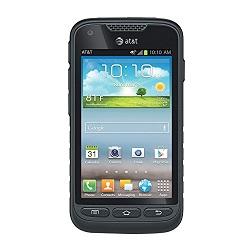Déverrouiller par code votre mobile Samsung Galaxy Rugby Pro I547