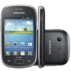 Déverrouiller par code votre mobile Samsung Galaxy Star Trios S5283
