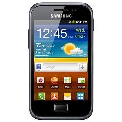 Déverrouiller par code votre mobile Samsung GT-S7500L