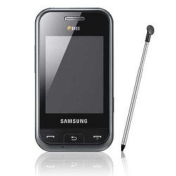 Déverrouiller par code votre mobile Samsung E2652W