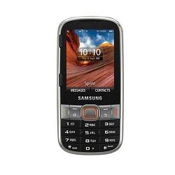 Déverrouiller par code votre mobile Samsung Array M390